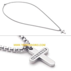COLLANA CROSS 023809/010